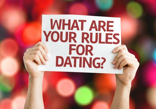Rules on dating someone over 18